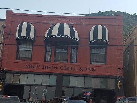 Mile High Inn صورة فوتوغرافية
