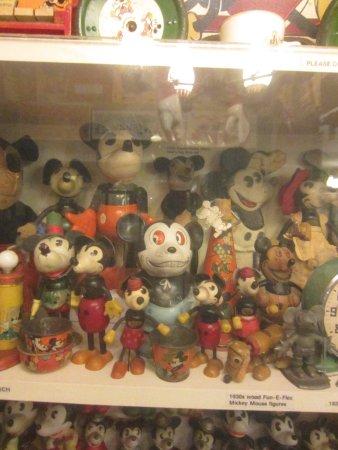 Waldoboro, ME: Vintage 30's Mickey Mouse