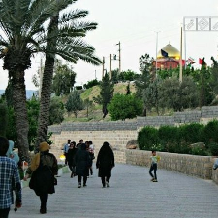 Fasa, Iran: Bagh Shahrdari