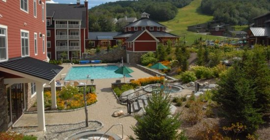Warren, VT: Clay Brook Resort