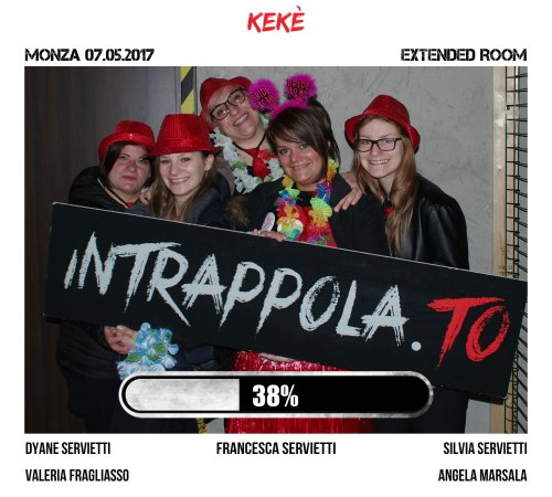 ‪Escape Room Intrappola.TO Monza‬
