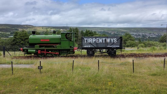 Pontypool and Blaenavon Railway,.  This railway is of a time when coal was needed to power the