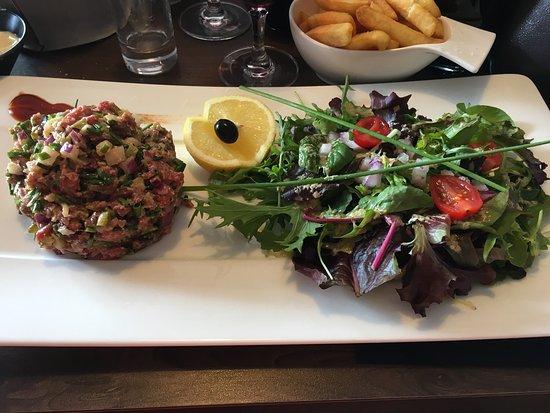 Restaurant l 39 auberge de c sar dans noirmoutier en l 39 ile for Cuisine cesar prix