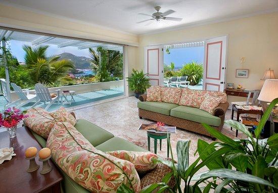 Bellavista Bed & Breakfast: Living Room