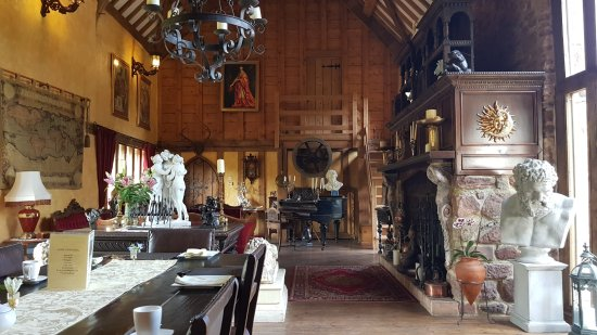 Cannington, UK: A great place for breakfast or any other meal