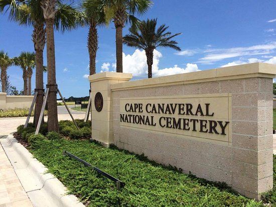 Cape Canavarel National Cemetery