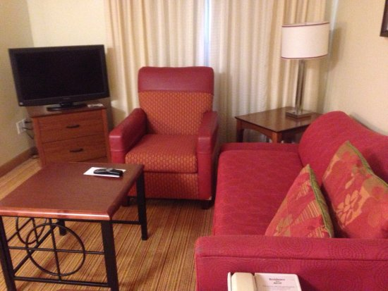 Residence Inn Houston The Woodlands/Market Street: photo0.jpg