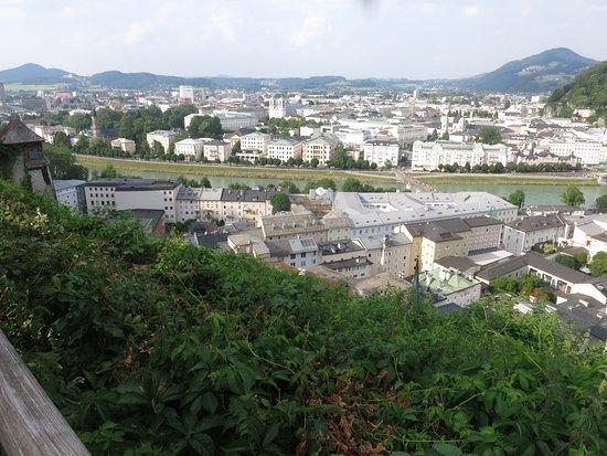 Stadtalm: Salzburg scenic view