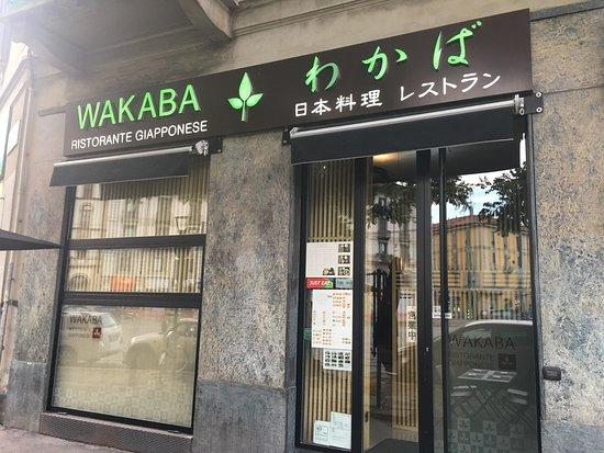 Ristorante giapponese wakaba milaan for En ristorante giapponese