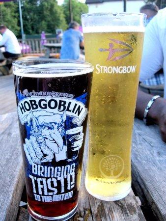Sandhurst, UK: Quick Pint!