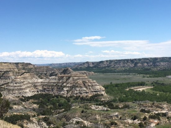 Watford City, ND: Painted Canyon