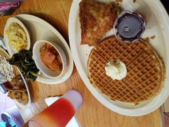 Roscoe's House of Chicken & Waffles: 20170625_123648_large.jpg