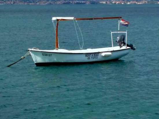 Slatine, Croacia: pasara 5m for 70€