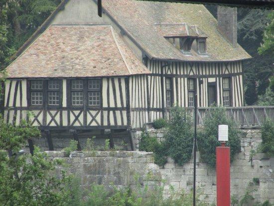 Le Vieux Moulin de Vernon: en bon état !