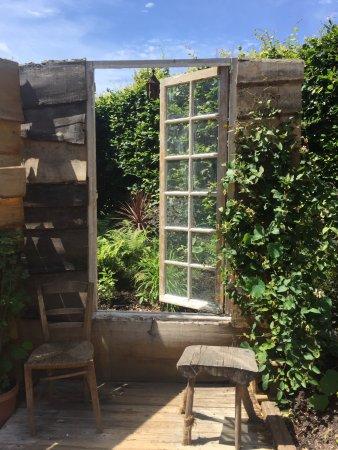 Chaumont-sur-Loire, Frankrig: Garden exhibit