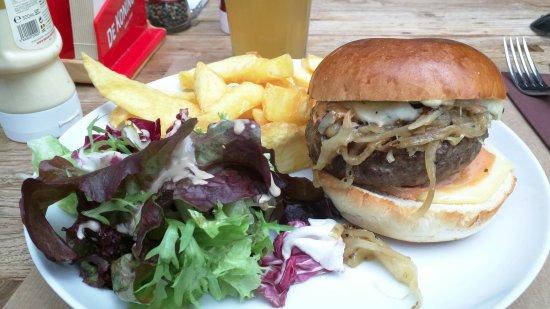 Etterbeek, Belgia: Burger
