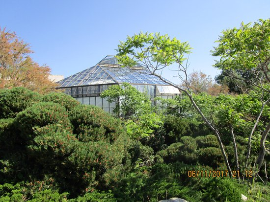 Summerland, Canada: Glass Greenhouse