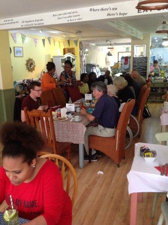 Aylesford, UK: Community engagement