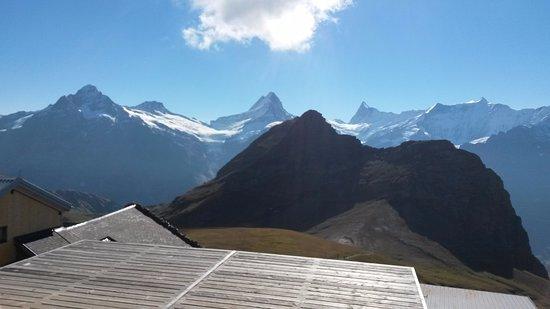 Top of Faulhorn