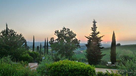 Montefiridolfi, Italy: Trattoria Della Fonte