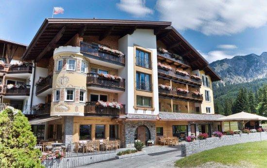 Hotel Sonnenhof In Gran
