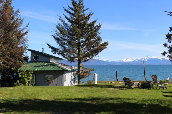 The Alaska Beach House: The Eagle's nest