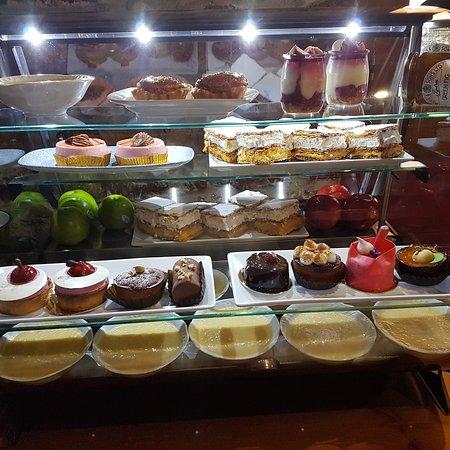 Grado, İspanya: Cafeteria Restaurant La Parra