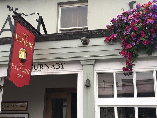 Greystones, Ierland: The Burnaby