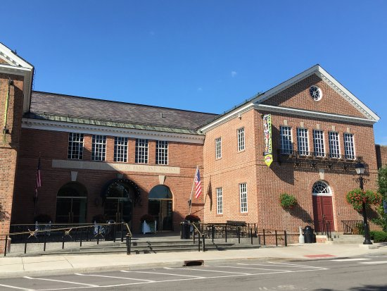 The Mecca of baseball is located in Cooperstown NY