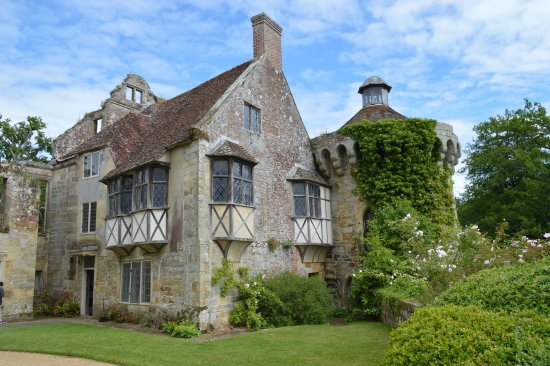 Lamberhurst, UK: Scotney Castel