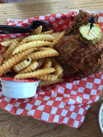 Great Hot Chicken