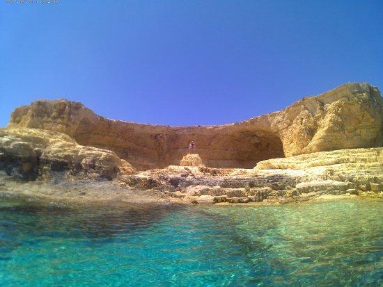 Alimos, Hellas: Koufonisi