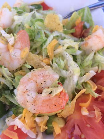Roseburg, OR: Shrimp salad