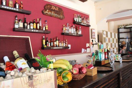 Ambrosia: bar