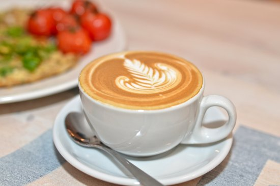 Surbiton, UK: Delicious Speciality Coffee