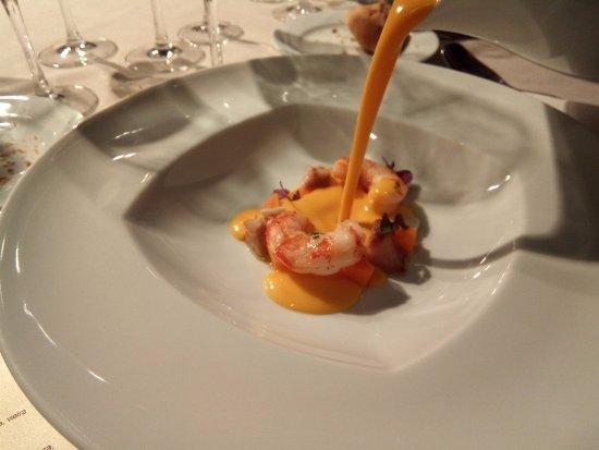 Sant Fruitos de Bages, Spain: salsa 2