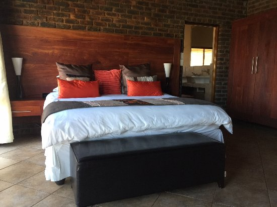 Vaalwater, Afrique du Sud : 1 of the 3 bedrooms