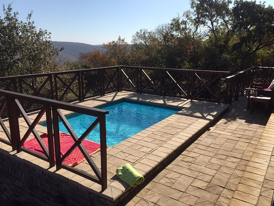 Vaalwater, Afrique du Sud : Private pool