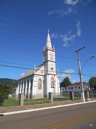 Capela Tres Martires Riograndenses - Presidente Lucena