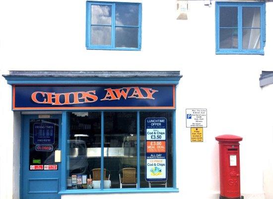 Wymondham, UK: Shop Front