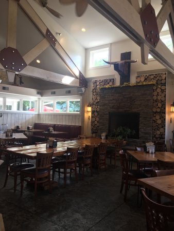 New Buffalo, MI: Beautiful dining room