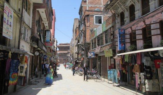 Freak Street (Jhhonchen Tole)