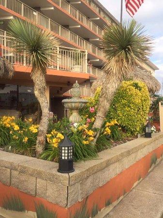 Waikiki Oceanfront Inn: Hawaii meets Wildwood Crest NJ
