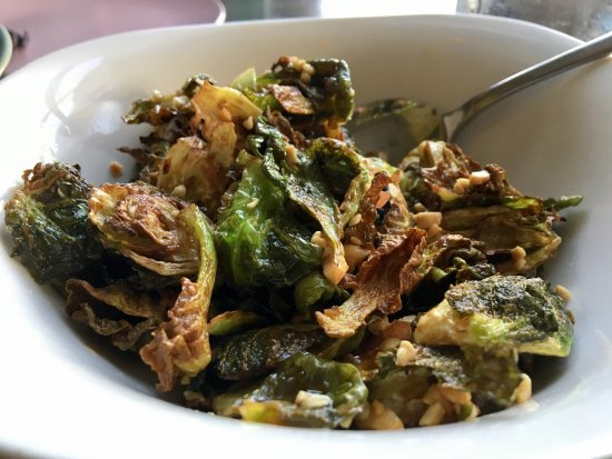 Mount Rainier, MD: Sensational Brussels Sprouts
