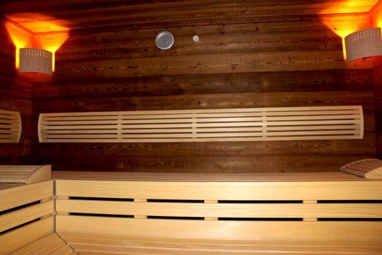 Rußbach am Paß Gschütt, Österreich: Finnische Sauna