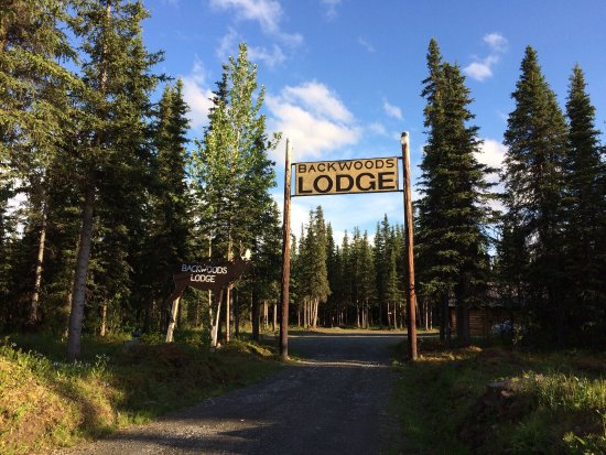 Cantwell, AK: Backwoods Lodge