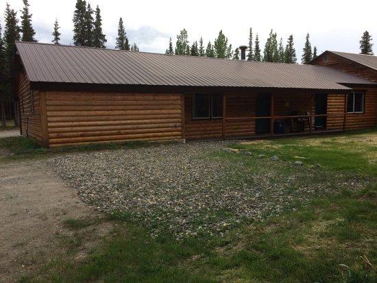 Cantwell, AK: Backwoods Lodge
