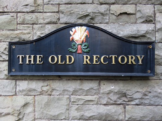 Llangattock, UK: The Old Rectory Hotel - Wales (23/Jun/17).