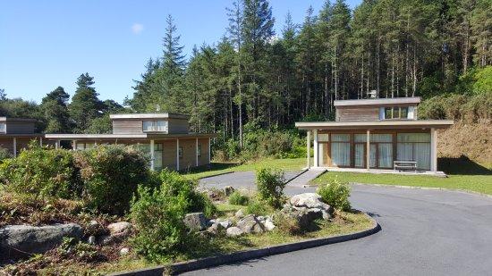 Mulranny Park Hotel: Lodges
