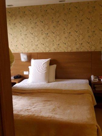 Apartamento do hotel Rafain Centro